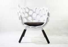 Textile Moulded Chair 玻璃钢